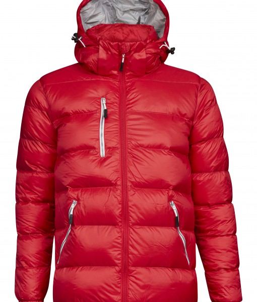 TRACKER SUPERSOFT DOWN JACKET 1